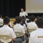 s-本町学園中学校①