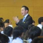 西早稲田中学校①