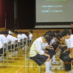 西早稲田中学校②