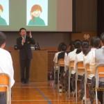 目黒区立大鳥中学校1