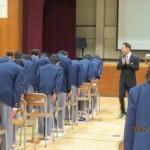 目黒第八中学校④