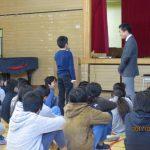 幡代小学校④