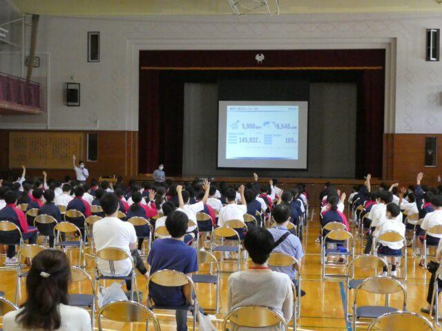 令和3年度第4回未来教室