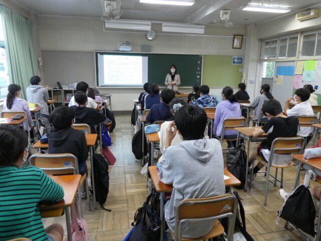 令和3年度第2回未来教室