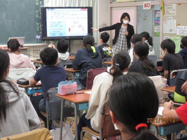 令和3年度第10回未来教室